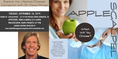 Apple or Scalpel , Explore the Lifestyle/Disease Connection
