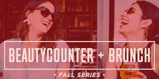 Beautycounter & Brunch Fall Series