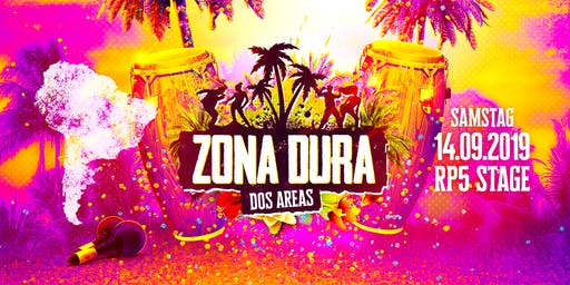 ZONA DURA - DOS AREAS // SA 14.09.19 // RP5 Stage