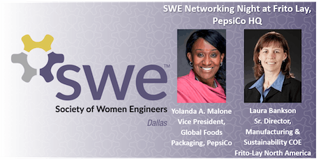 Dallas SWE Networking Night at Frito Lay, PepsiCo HQ tickets