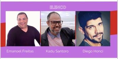 FULANA, SICRANA & BELTRANA, com Emanoel Freitas, Kadu Santoro e Diego Homci