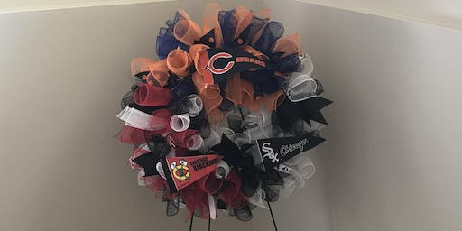 Sports Wreath Making Event