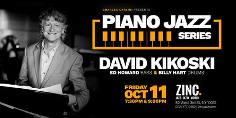Piano Jazz Series: David Kikoski tickets