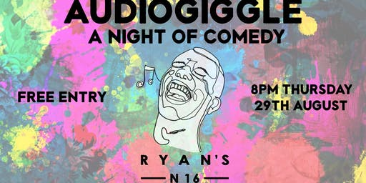 AudioGiggle at Ryan's N16 (Comedy Night)