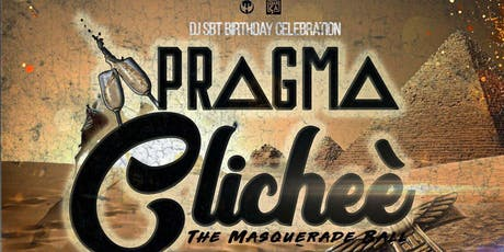 PragmaClicheé: The Masquerade Ball tickets