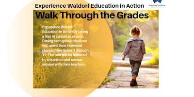 Walk Through the Grades