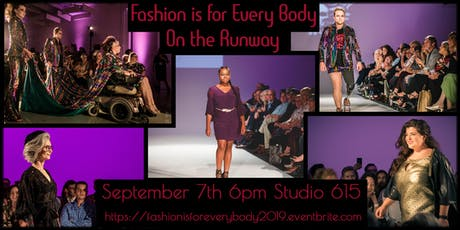 Fashion is for Every Body: On the Runway 2019 tickets