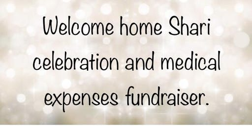 Welcome home celebration and medical fundraiser.
