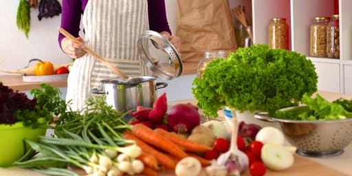 Cooking class - Plant Based Meals for a whole day
