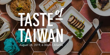 Taste of Taiwan 2019 tickets