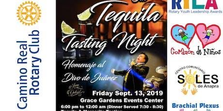 Tequila Tasting Night 2019 boletos