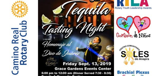 Tequila Tasting Night 2019