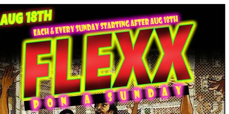 FLEXX ON A SUNDAY  tickets