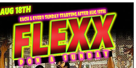 FLEXX ON A SUNDAY  tickets