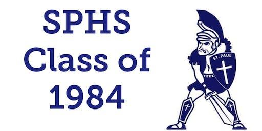 St. Paul High School Class of 84 35th Reunion