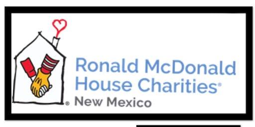 Ronald McDonald Charities- A night with BarD Wranglers Joel Racheff