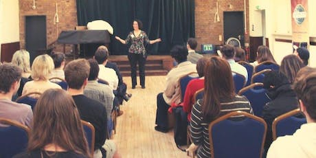 Grow Your Confidence with Public Speaking tickets