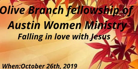 Falling in love with Jesus tickets