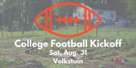 College Football Kickoff tickets