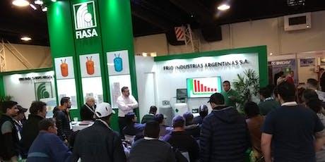 JORNADA DE ACTUALIZACIÓN PARA FRIGORISTAS ZONA OESTE del G.B.A. - 22/AGO/19 entradas