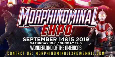 Morphinominal Expo tickets