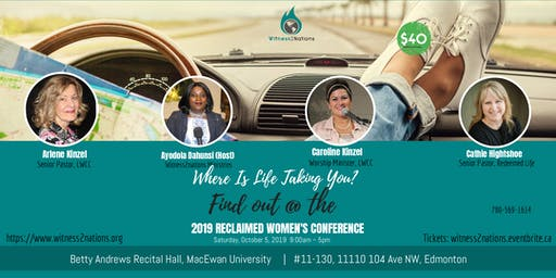 2019 Reclaimed Women's Conference