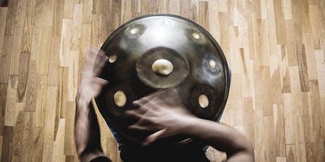 Workshop Battiloro Handpan - Milano biglietti