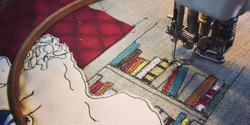 Thread Drawing Workshop (Part 2)