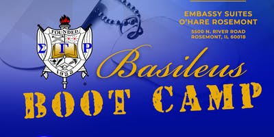 Central Region Basileus Boot Camp 2019