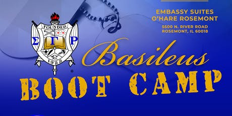 Central Region Basileus Boot Camp 2019 tickets