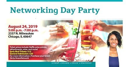 Networking Day Party tickets