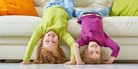 Triple P Parenting Seminar: 3-week series tickets