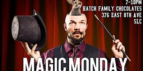 Magic Monday tickets