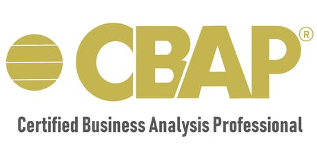 CBAP Training Online - Certified Business Analysis Professional - Vancouver tickets