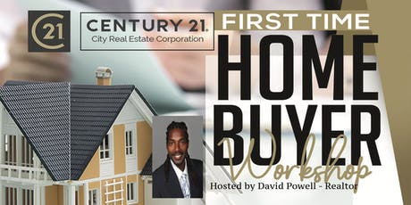FIRST TIME HOME BUYER WORKSHOP tickets