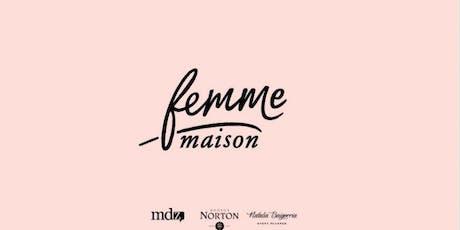 FEMME MAISSON entradas