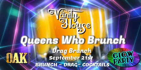 Queens Who Brunch Glow Party tickets