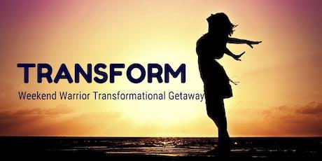 Weekend Warrior Transformational Getaway tickets