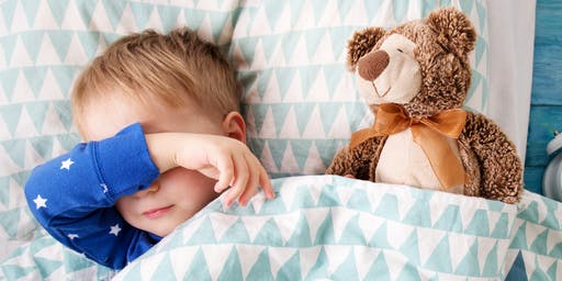 Navigating Toddler Sleep 1-3 years