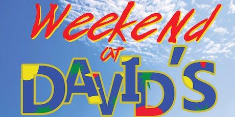 Wellington Law Revue 2019: Weekend at David's tickets