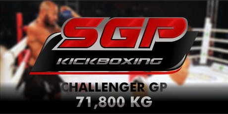 SGP Kickboxing #1 ingressos