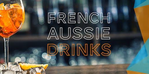 French Aussie Drinks (Melbourne) - Thursday 19 September 2019