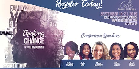 OASIS Women's Conference 2019 tickets