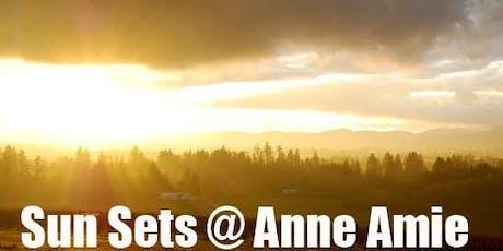 Sun Sets @ Anne Amie Vineyards tickets