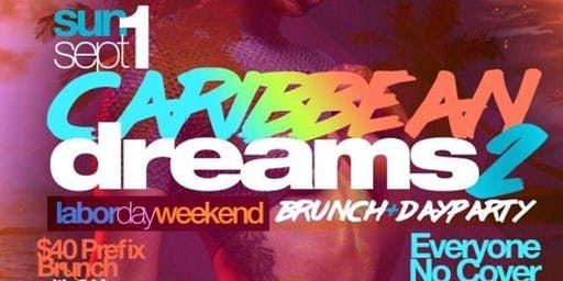 Caribbean Dreams Brunch & Day Party