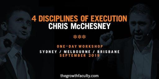 Four Disciplines of Execution (Sydney)