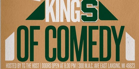 BME presents: MSU's King's of Comedy tickets