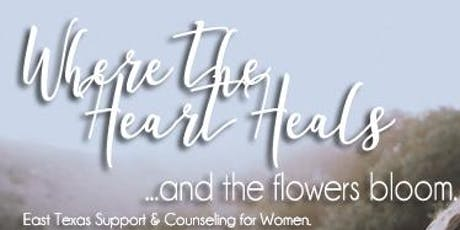 Where the Heart Heals-Therapeutic Support Group for Women tickets