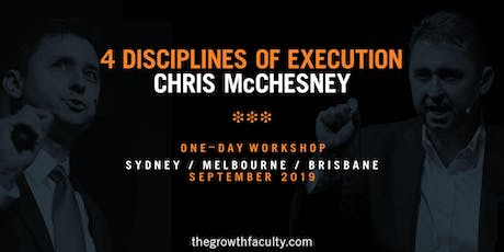 Four Disciplines of Execution (Brisbane) tickets