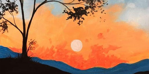 Crystal Lake Friday Night Paint Party